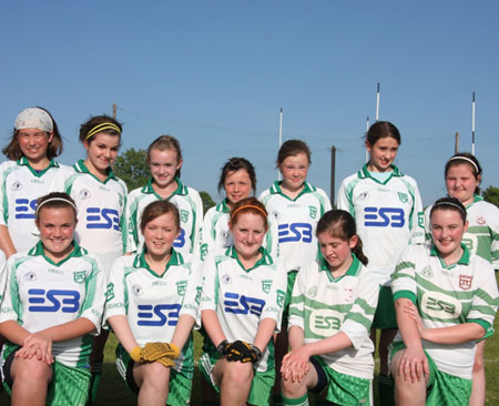 Action from the under 14 county semi final against MacCumhaill\'s.
