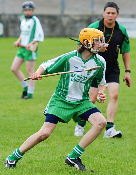 Action from the 2010 Aodh O Dalaigh tournament.