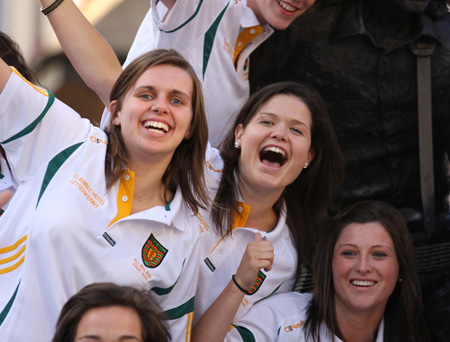 The 2010 All-Ireland ladies intermediate champions return to Donegal.