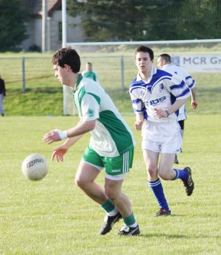 Action from the senior reserve division three match against Milford.
