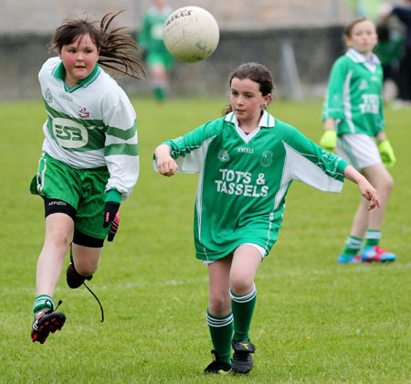 Action from the under 12 Willie Rogers tournament.