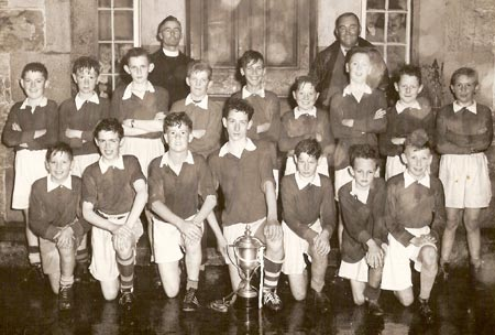 1961 Bakery Cup Champions