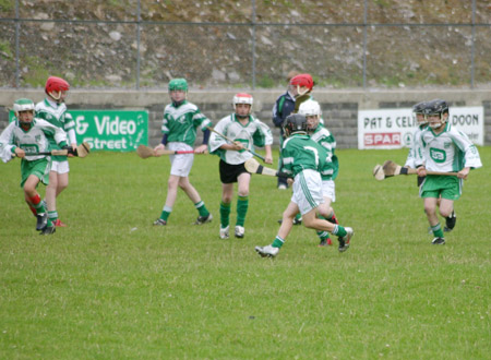 Action from Aodh Ruadh against Lisbellaw.