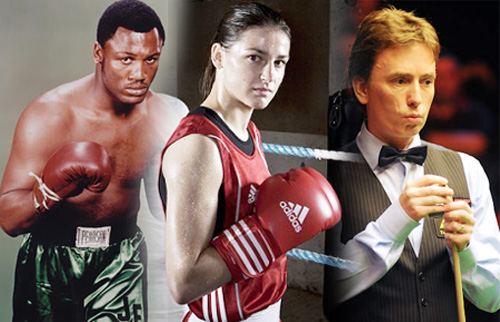 Big names on parade for the Aodh Ruadh Fight Night auction
