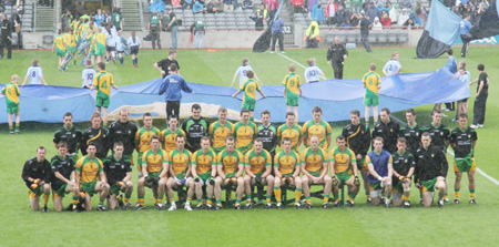 Some shots from the All-Ireland semi-final between Donegal and Dublin.