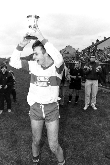 Aodh Ruadh - 1992 Ulster Club minor football champions.