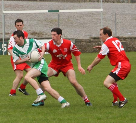 Reserves take on Killybegs