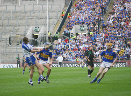 Ken McGrath in action for Waterford.