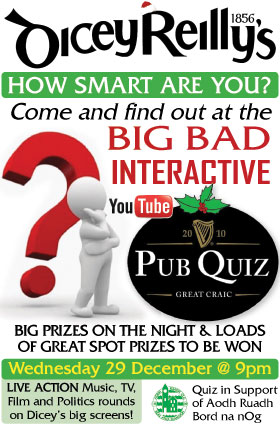 Big Bad Interactive YouTube Fun Quiz.