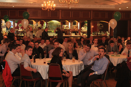 Scenes from the 2013 Annual Awards Night.