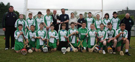 Town Council and JR's help sponsor Aodh Ruadh.