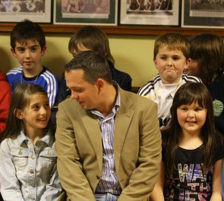 Scenes from the visit of Davy Fitzgerald to Aodh Ruadh.