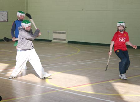 Action from Hurl-A-Thon 2008.