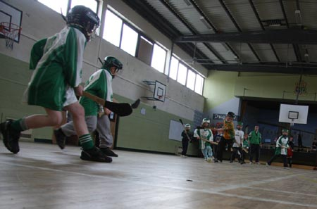 Action from Hurl-A-Thon 2010.