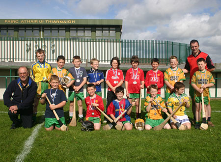 Aodh Ruadh,County Community Games Finalists 2007. Mentors: Billy Finn, Peter Horan and John Rooney.