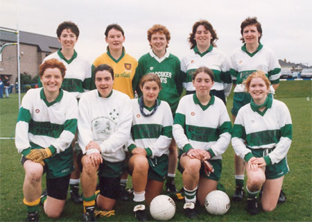 The 7-a-side All-Ireland Shield winners, 1995.
