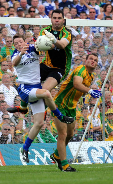 Some scenes from Donegal's championship meetings with Monaghan and Laois.