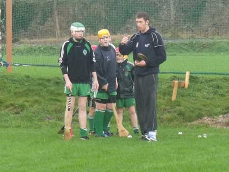 Michael Fennelly explaining even some of the Kilkenny boys have trouble with this one!