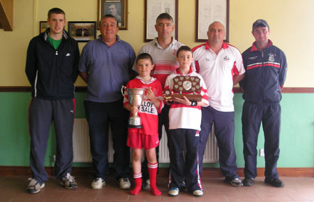 Killybegs Management and Captains.
