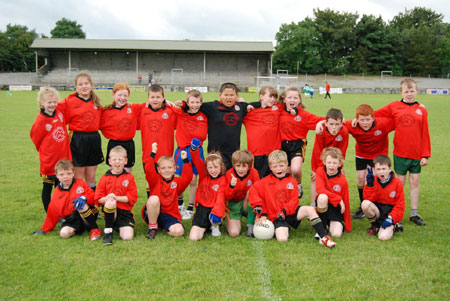 The Bundoran 'B' side which took part in the 2009 Mick Shannon tournament.