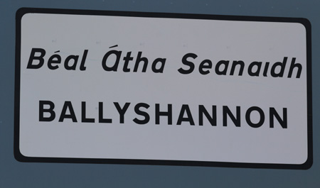 Ballyshannon ready for Sam.