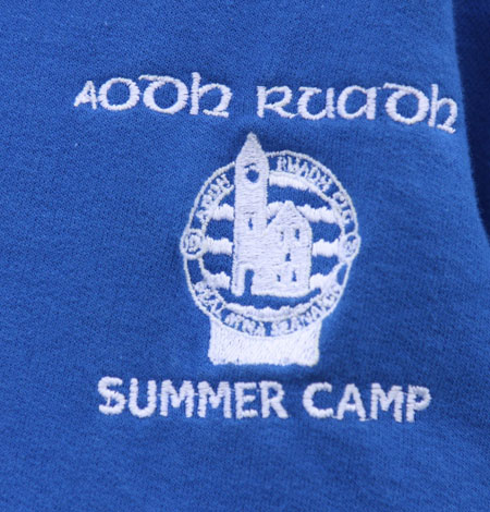 Fun at the 2010 Summer camp.