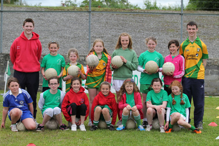 21 years of the Aodh Ruadh Summer Camp.