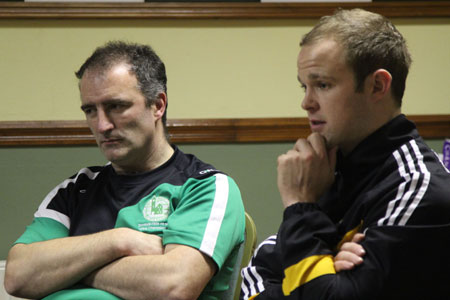 Scenes from the visit of Tommy Walsh to Aodh Ruadh.