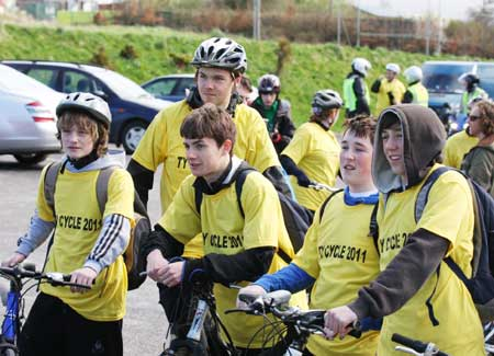 Some shots from the TY Cycle 2011.