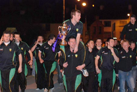 Donegal - Ulster under 21 champions 2010!