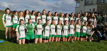 Ladies under 18 Division 1 County Final.